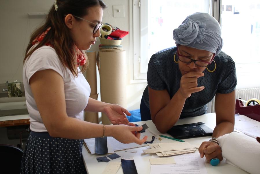 women in professional integration